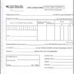 Punjab National Bank PNB RTGS NEFT Form